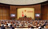 Die Tagung des Parlaments in der 2. Woche