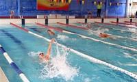 Mehr als 250 Sportler beteiligen sich an Schwimmen-Meisterschaft