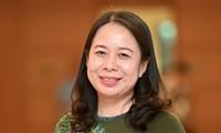 Das Parlament wählt Vo Thi Anh Xuan zu Vizestaatspräsidentin