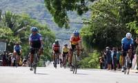 Die erste Strecke des Radrennens des Pokals HTV wird in Cao Bang stattfinden
