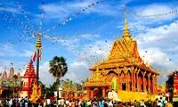 Premierminister beglückwünscht die Volksgruppe der Khmer zum Neujahrsfest Chol-Chnam-Thmay