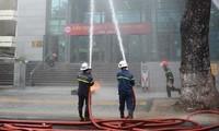 Wettbewerb für Presse und Foto über Feuerwehrschutz