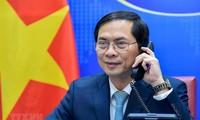 Verstärkung der diplomatischen Beziehungen zwischen Vietnam, China, Indien und Marokko