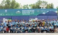 Laufwettbewerb Ba Den Mountain 2021 eröffnet