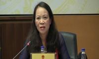 Förderung der Beteiligung der ethnischen Minderheiten am Parlament