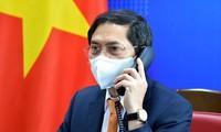 Vietnam und Thailand verstärken die Zusammenarbeit in mehreren Bereichen