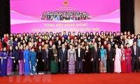 Aktive Beiträge der Parlamentarierinnen zur Entwicklung des Landes