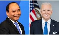 Staatspräsident Nguyen Xuan Phuc schickt einen Brief an US-Präsident Joe Biden