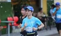 Virtueller Marathon für den Impfstoff-Fonds Vietnams