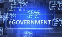 Umfassende Entwicklung der E-Regierung