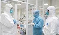 Vietnam behandelt zum ersten Mal ein Covid-19-Patient als Mitglied der UNO