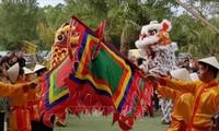 Das vietnamesische Festival in Frankreich gestartet