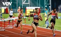 Leichtathletin Quach Thi Lan bekommt offiziell die Karte für die Olympischen Spiele in Tokio