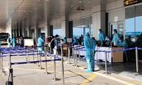 7-tägige Quarantäne für geimpfte Einreisende wird probiert