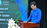 """Programm """"Millionen grüne Bäume – für ein grünes Land Vietnam"""""""