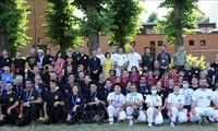Bildung des vietnamesischen Kungfu-Verbands in Italien