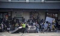 AU kritisiert die gewalttätigen Demonstrationen in Südafrika