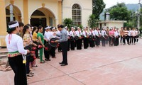 Bewahrung der Kultur der Volksgruppe Muong in Quoc Oai