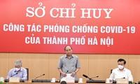 Staatspräsident Nguyen Xuan Phuc: Mit der Unterstützung des Volks können wir die Pandemie erfolgreich eindämmen