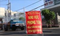 Vietnam meldet weitere 9716 Neuinfektionen von Covid-19