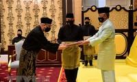 Glückwunschtelegramm an den neuen malaysischen Ministerpräsidenten