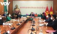 Verstärkung der Zusammenarbeit zwischen Vietnam und China