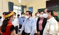 Premierminister Pham Minh Chinh: Bildung steht im Mittelpunkt der Politik des Landes