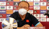 Park Hang-seo: Vietnams Mannschaft wird sich beim Spiel mit Australien anstrengen