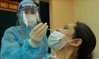 Am Freitag meldet Vietnam 13.321 neue Covid-19-Fälle