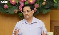 Die vietnamesische Regierung wird Weggefährte der Unternehmen sein