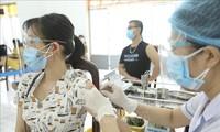 Vietnam meldet weitere 11.521 Covid-19-Neuinfektionen und 9900 Genesene