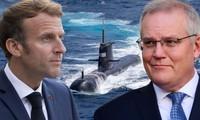Australien reagiert auf die Abberufung der französischen Botschafter