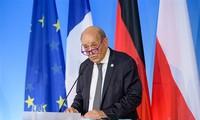 Indo-Pazifik-Strategie steht wegen AUKUS-Allianz vor Schwierigkeiten