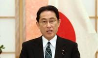 Das japanische Parlament wählt Fumio Kishida zum neuen Premierminister