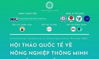 Internationales Webinar über Smart Farming in Vietnam 2021