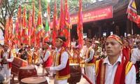 Ouverture de la fête du temple Dô à Bac Ninh