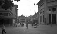 Le quartier le plus chic de Hanoï en 1940