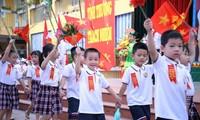 """Le 5 septembre, """"journée nationale pour amener les enfants à l'école"""""""