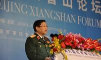 Le ministre vietnamien de la Défense au 9e forum de Xiangshan à Pékin
