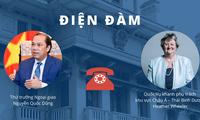 39 cadavres: entretien téléphonique entre un vice-ministre vietnamien des Affaires étrangères et une responsable britannique