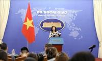 Conférence de presse du ministère des Affaires étrangères du 16 juillet