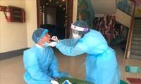 Covid-19: deux nouvelles contaminations locales confirmées à Quang Ngai et à Danang