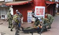 Les ministres des AE de l'ASEAN condamnent l'attentat de Jolo