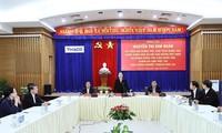 La présidente de l'Assemblée nationale à Quang Nam