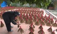 L'encens, le parfum de la culture vietnamienne