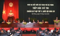 L'économie maritime, la haute technologie et le tourisme – trois secteurs potentiels de Hai Phong, selon Nguyên Xuân Phuc