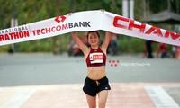 Plus de 13 mille personnes participent au marathon international de Hô Chi Minh-ville