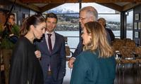 Jacinda Ardern accueille Scott Morrison en Nouvelle-Zélande