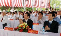 Chủ tịch nước dự lễ kỷ niệm 110 năm ngày sinh nhà cách mạng Châu Văn Liêm