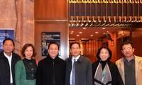 Đoàn Việt Nam dự kỳ họp Đại hội đồng Liên minh nghị viện thế giới tại Canada